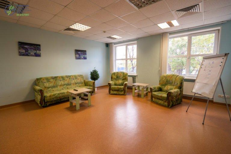 Комната для проведения досуга, развлекательных и просветительских мероприятий
