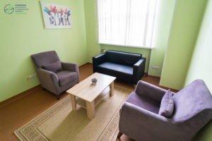 комната отдыха и переговоров 3 этаж реабилитация