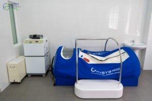 камера для проведения процедуры гипербарической оксигенации