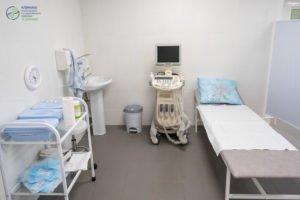 аппарат для проведения узи медицинское оборудование в клинике доктора Болдырева Д.А.