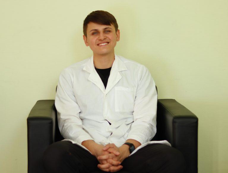 Доктор Новик Денис Русланович - анестезиолог-реаниматолог
