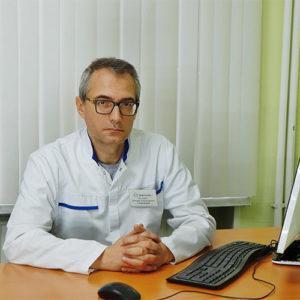 Болдырев Дмитрий Александрович - Главный врач