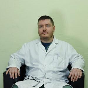 Доктор Ильин Денис Сергеевич - анестезиолог, реаниматолог, нарколог