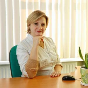 Главная медицинская сестра Першикова Юлия Вячеславовна