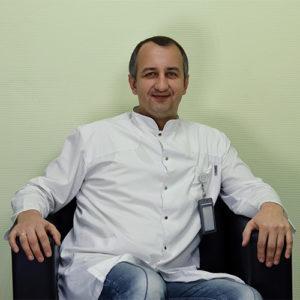 Администратор клиники Смагин Виктор Викторович